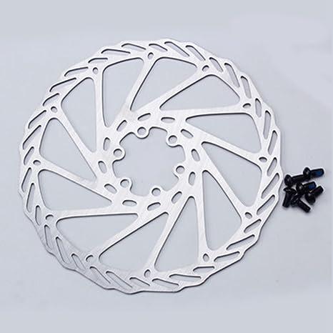 SODIAL Freno de Disco de Bicicleta G3 Rotor de Disco de Freno de ...