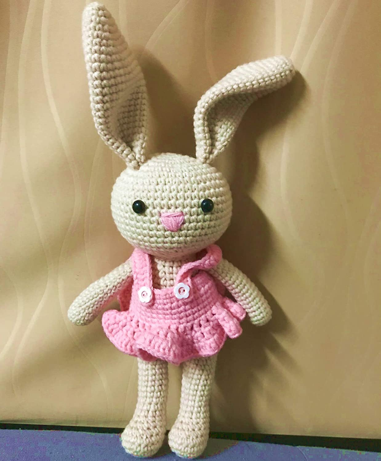 Ravelry: Dress Me Bunny pattern by Sharon Ojala | Amigurumi ... | 1500x1238