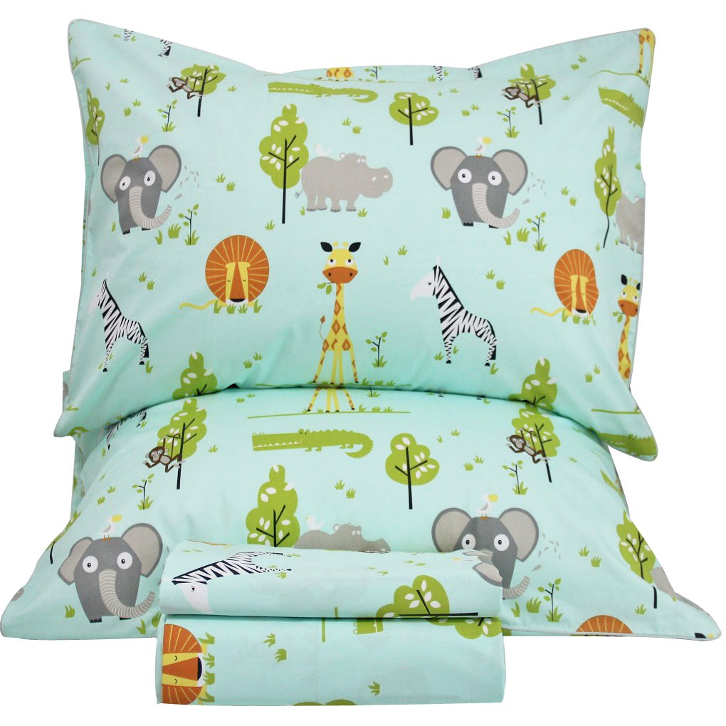 Queen's House Kids Bed Sheets Queen Size