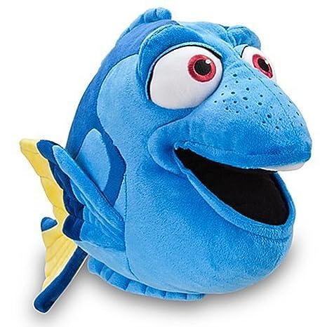 amazon com finding nemo dory plush 17 l toys games