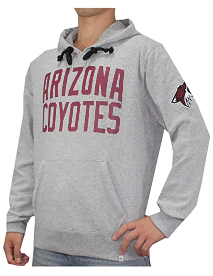 9a590dae92d73 Amazon.com : NHL Mens ARIZONA COYOTES: Athletic Pullover Hoodie ...