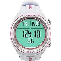 Cressi Goa - Reloj de Buceo para computadora, 4 programas, Air/nitrox, Freebucing, Gage 2018, Fabricado en Italia