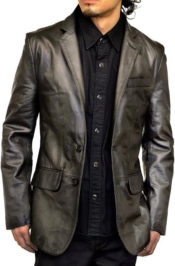 メンズ レザー ジャケット おすすめレザージャケット特集|冬に着たいメンズアウター