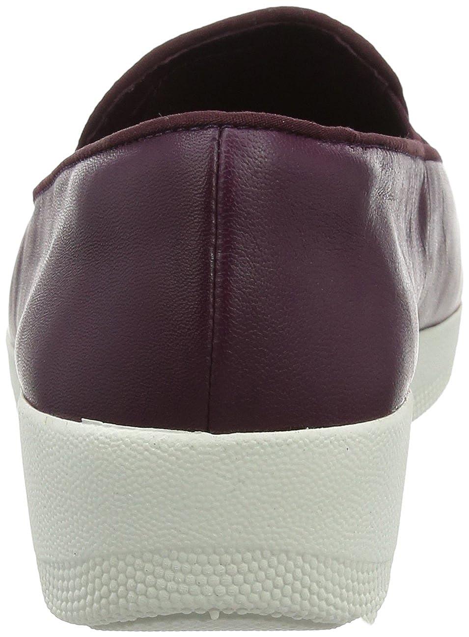 FitFlop Damen Tassel Violett Superskate Slipper, Deep Plum Violett Tassel (Deep Plum 398) 86de0c
