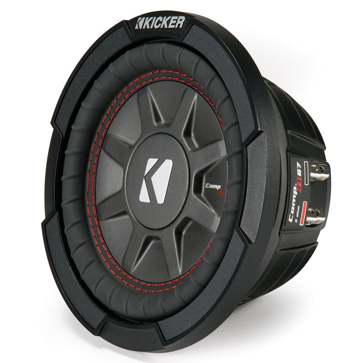 Kicker CompRT 6.75'' 1-Ohm Subwoofer by Kicker (Image #1)