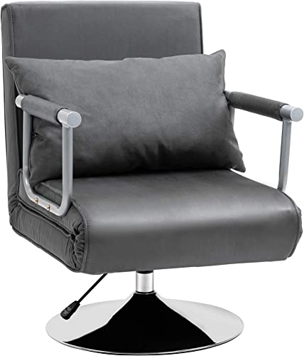 Reviewed: HOMCOM 3-in-1 Sofa Chair Single Bed