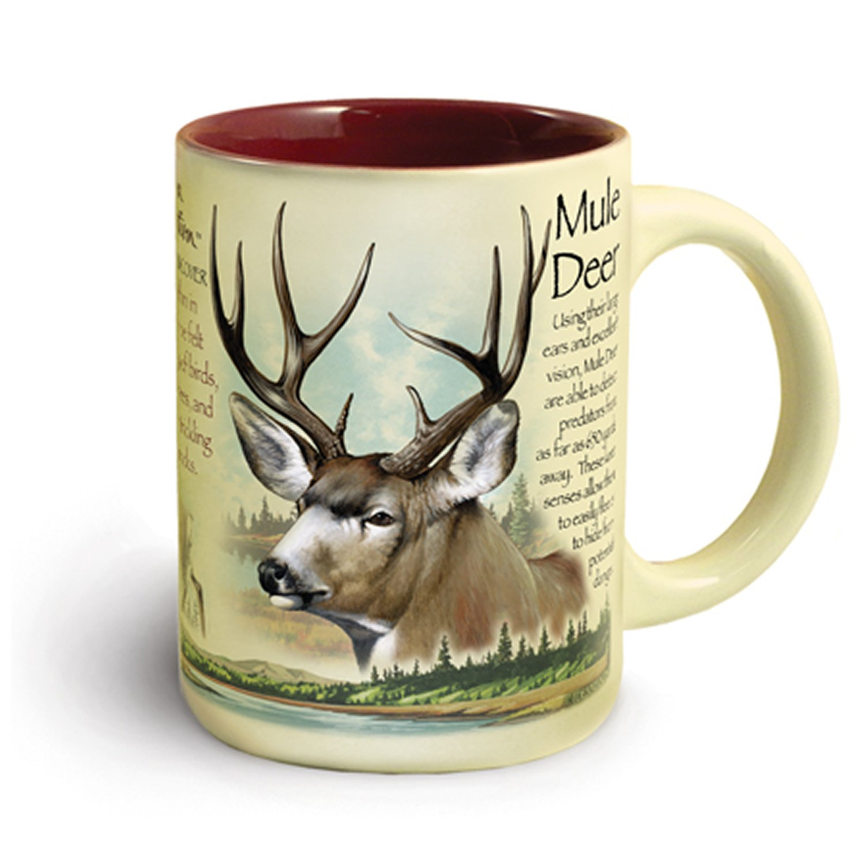 American Expedition Wildlife 16-Ounce Ceramic Mug CM15-101