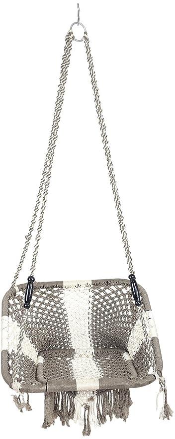 Aashi Enterprise Hammock Swing (Grey)