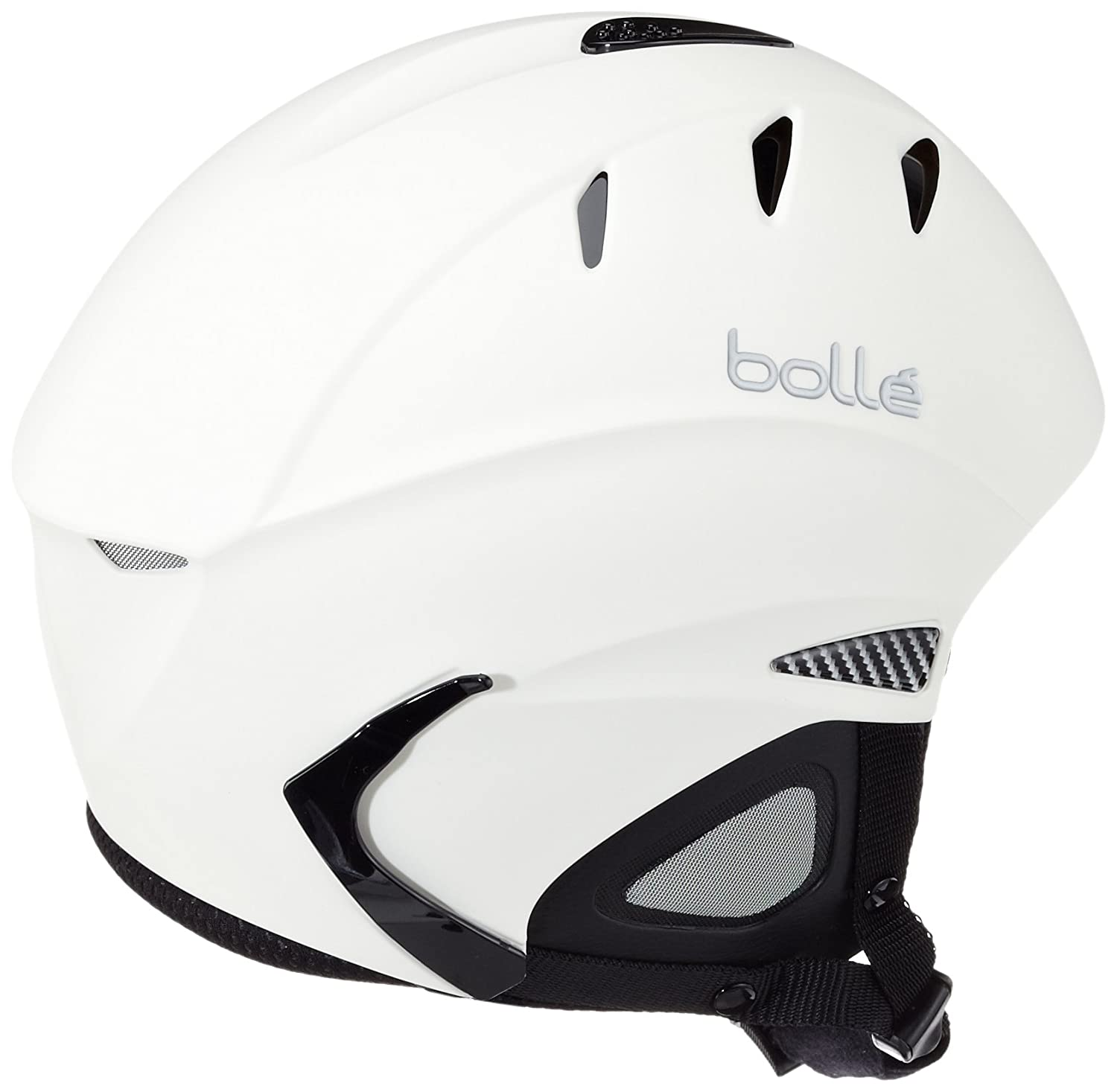 Bolle - Casco de esquí, tamaño XL (62cm), color blanco: Amazon.es: Ropa y accesorios