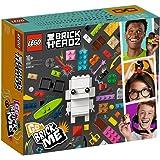 LEGO 乐高  拼插类 玩具  BrickHeadz 方头仔系列 方头仔DIY套装 41597 10+岁