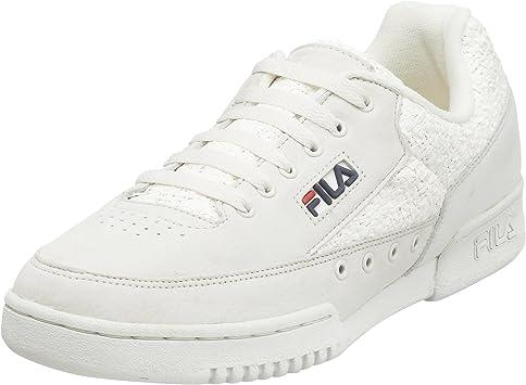 | Fila Men's Carpet Vintage Tennis Shoe, Off