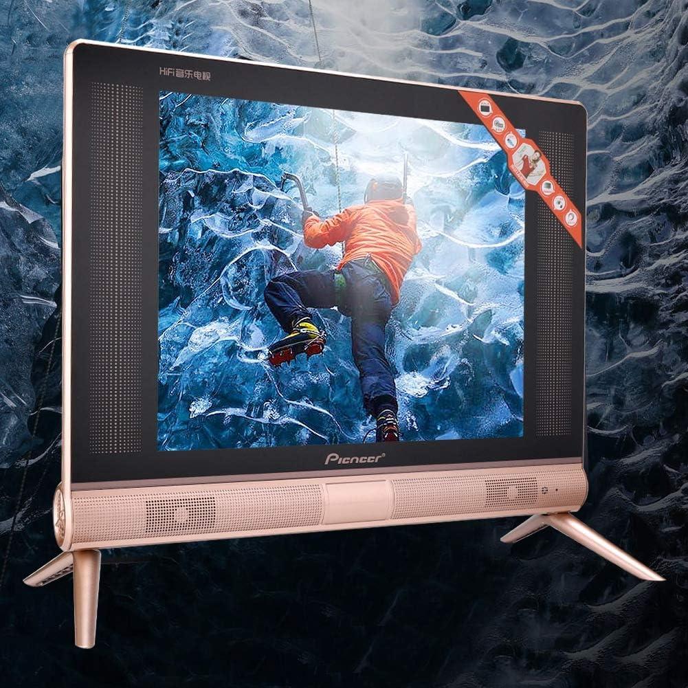 ASHATA Televisor LCD de 17 Pulgadas, Mini televisor portátil ...