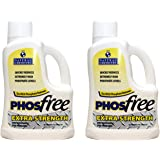 2) Natural Chemistry 05236 Spa Swimming Pool PHOSfree Extra Strength - 3L Each