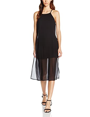 Les Sophistiquees Women s Abito Longuette Dress  Amazon.co.uk  Clothing bf73336dd9e0
