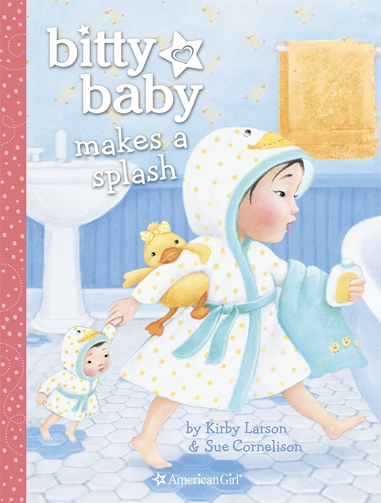 Bitty Baby Makes a Splash ebook