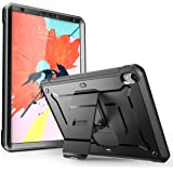 iPad Pro 11 '' Case 2018 Release, SUPCASE [UB Pro Series] with Built-in Screen Protector Kickstand Full-body Rugged Protective Case for Apple iPad Pro 11 Inch 2018, Not Compatible Apple Pencil