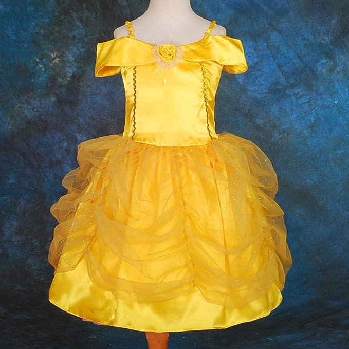 yellow dress age 9 love