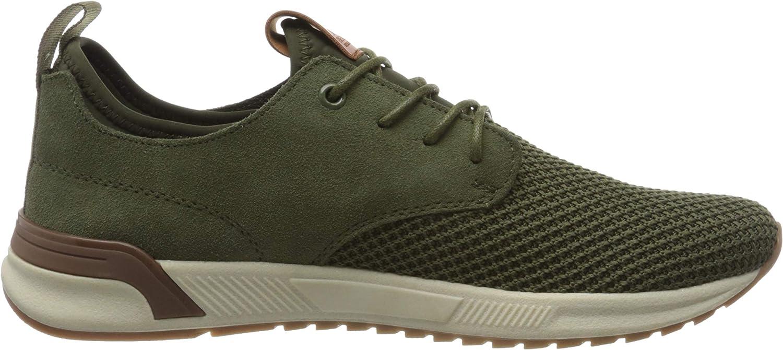 XTI 49610 Sneakers voor heren Khaki Khaki Groen