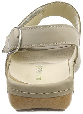 2aa9ecae Waldläufer Women's Heliett Sling Back Sandals: Amazon.co.uk: Shoes & Bags