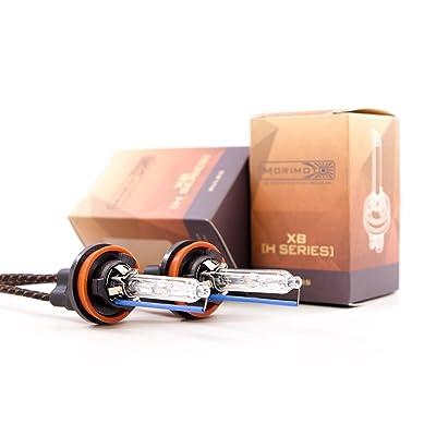 Morimoto Kelvin Rating: H11B / H9 H8: XB 5500K: Automotive