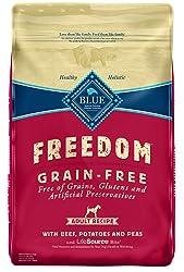 Blue Buffalo Freedom Grain Free Dog Food