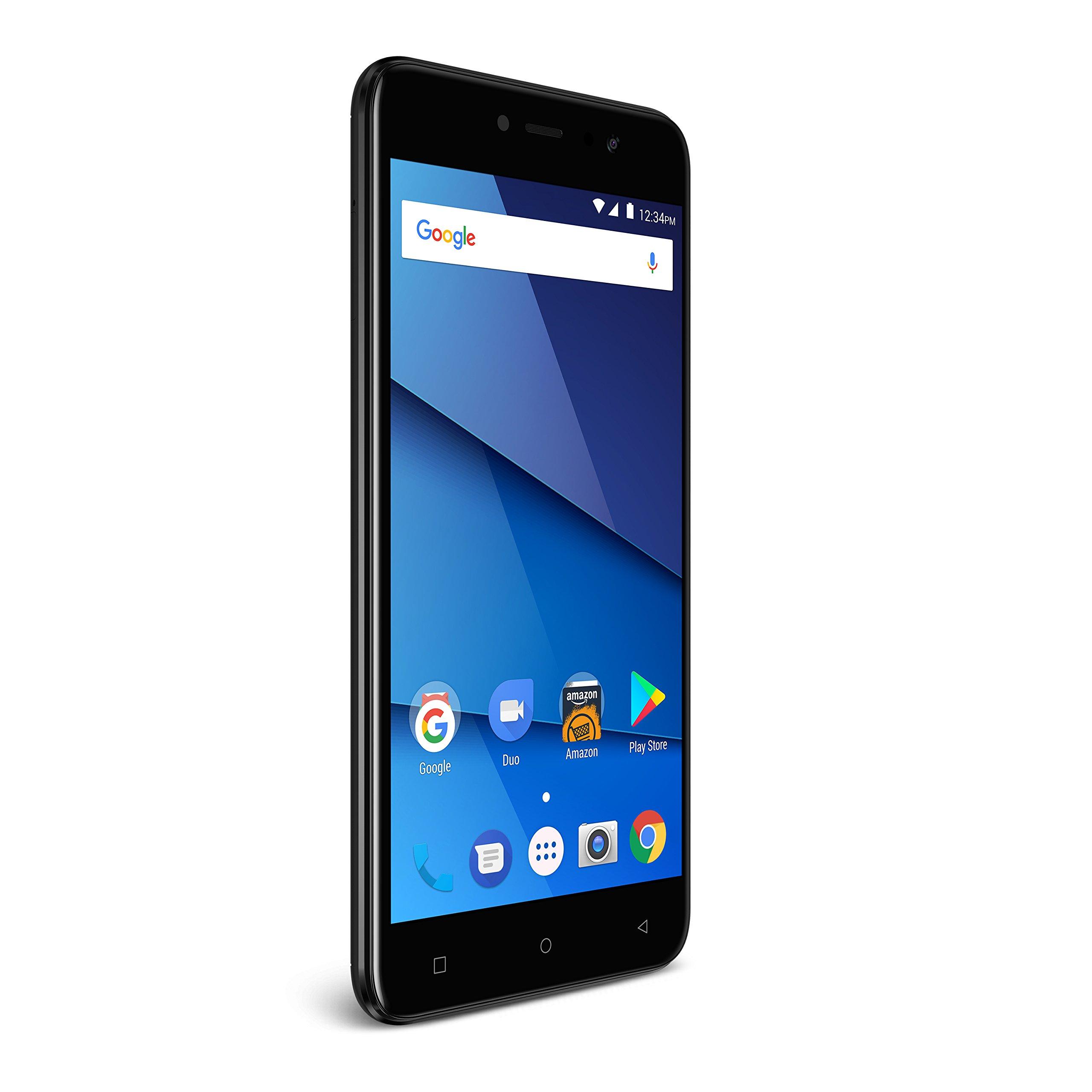 BLU VIVO 8L - 5.3'' 4G LTE Smartphone -32GB + 3GB RAM –Black