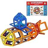 Magformers [ マグフォーマー ] 112ピース Deluxe Set デラックスセット Challenger Set チャレンジャーセット おもちゃ 玩具 知育玩具 キッズ 63077並行輸入品 [並行輸入品]