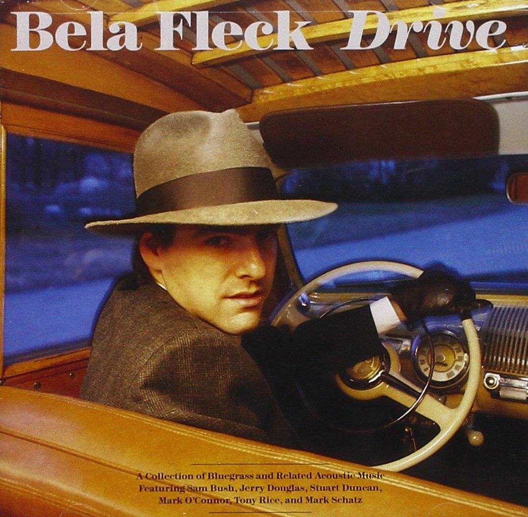 CD : Béla Fleck - Drive (CD)