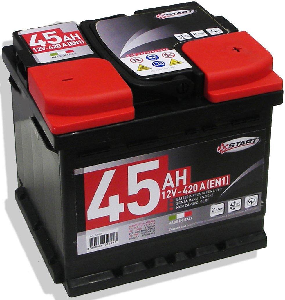Start L1 Batteria Auto 45AH 420A 12V