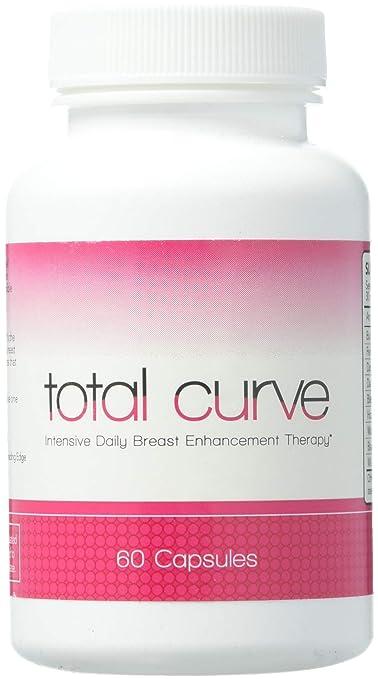 Total Curve Cápsulas - Suplemento Natural Para Un Aumento De Pecho Sin Cirugía - Cápsulas Novedosas Que Elevan Y Reafirman Los Senos De Forma Segura ...