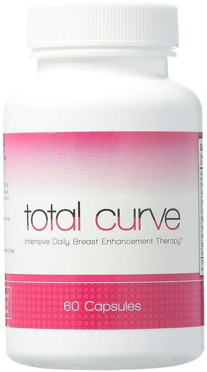 Total Curve Cápsulas - Suplemento Natural Para Un Aumento De Pecho Sin Cirugía - Cápsulas Novedosas