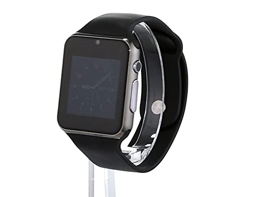 PRIXTON SW 15B Reloj Inteligente, Compatible con iOS y ...