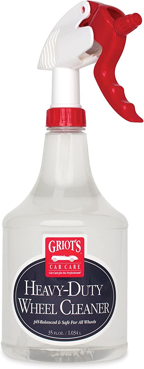 Griot's Garage Heavy Duty Wheel Cleaner 35oz