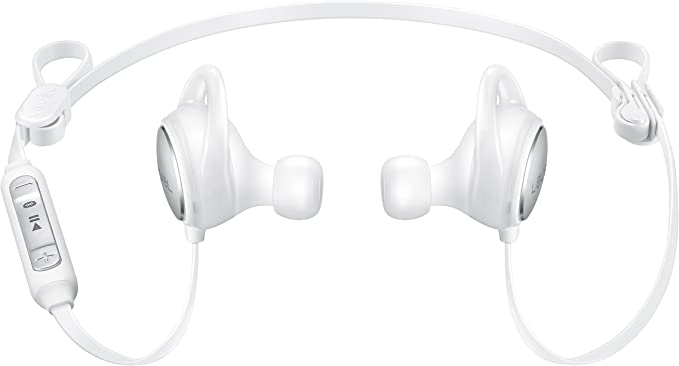 Amazon Com Samsung Level Active Wireless Bluetooth Fitness Earbuds White Us Version With Warranty