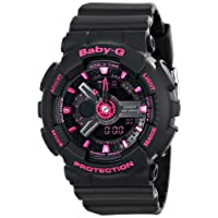 Casio Baby-G Ana Digi Ladies Watch BA111-1ACR
