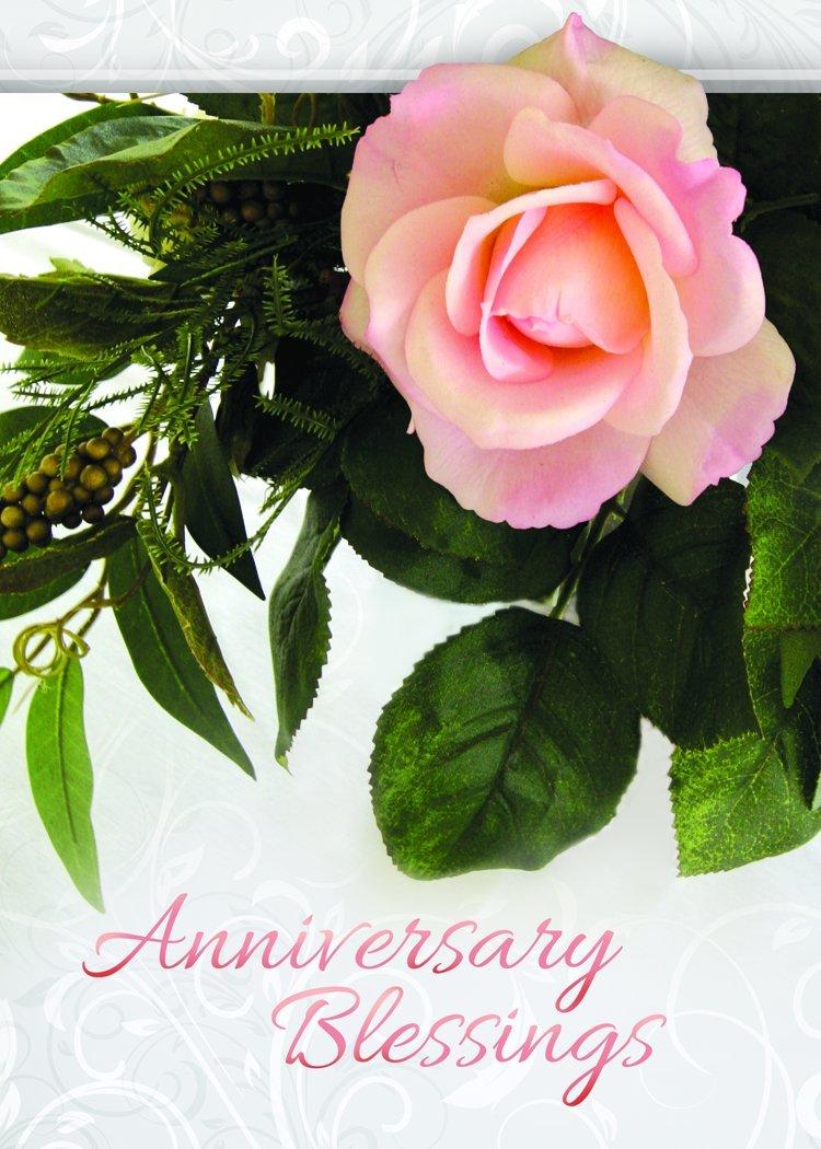 Amazon Com Anniversary Boxed Cards Anniversary Lasting Love 12