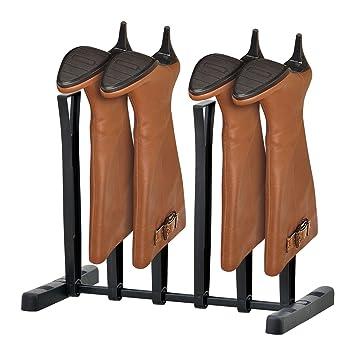 Stiefel Aufbewahrung top home solutions 3 paar stiefel aufbewahrung rack ideal für