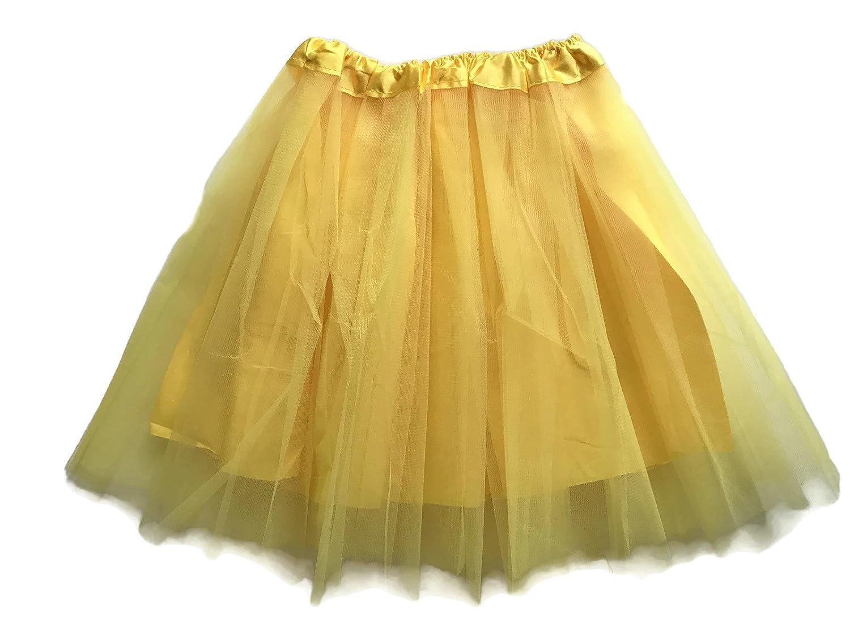 Kam Wing Cheong KWC Princess Dance Costume Ballet Warrior Dash Fun 5K Run 3-Layer Skirt Tutu