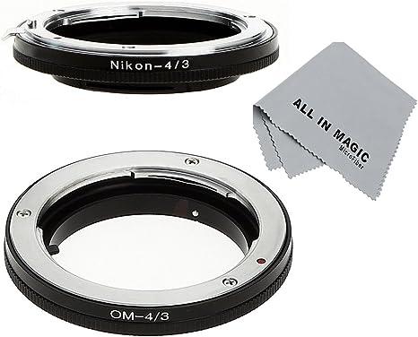 Lote de 2 anillos de adaptación para Olympus: Oting-Anillo ...