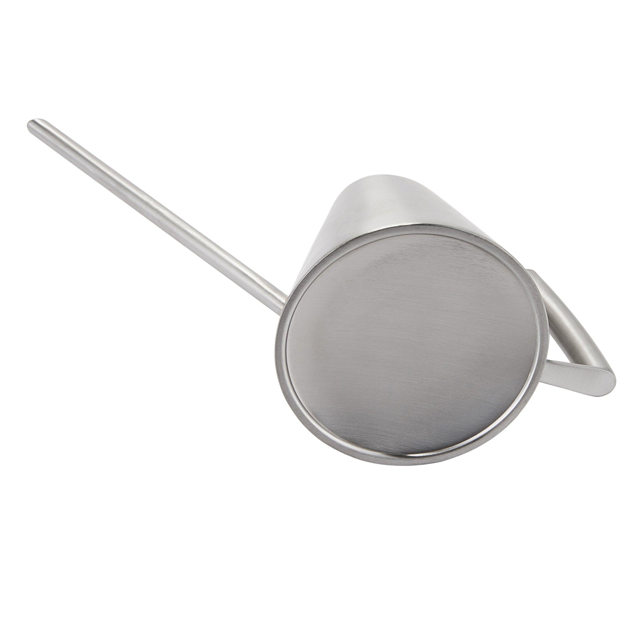 Gregarder Stainless Steel Watering Can Pot, 400ML by Asvert (Image #7)
