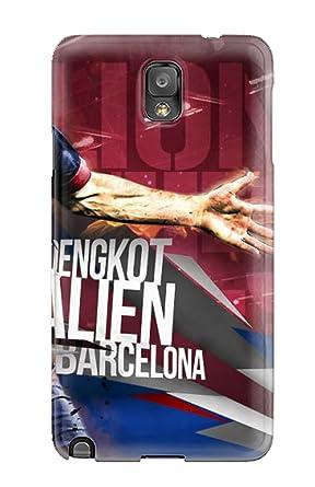 Amazon.com: Lionel Messi Barcelona Case Compatible With ...