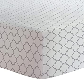 Clothing & Accessories Baby White Kushies Percale Fitted Crib Sheet