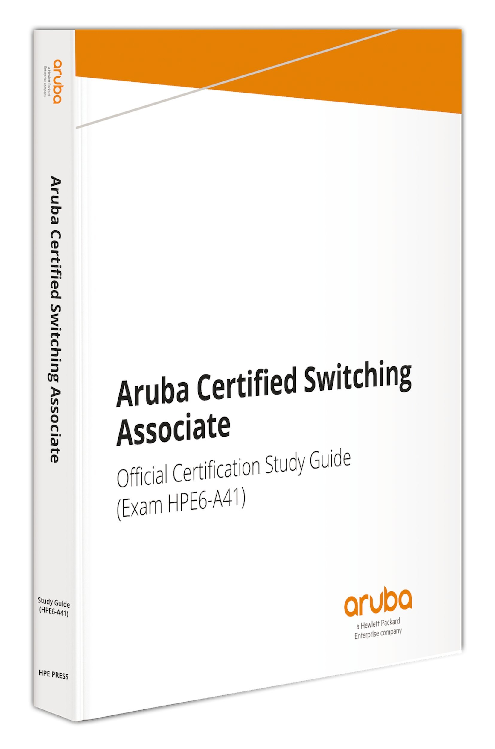Aruba Certified Switching Associate Official Certification Study Guide  (HPE6-A41): Miriam Allred: 9781942741527: Amazon.com: Books