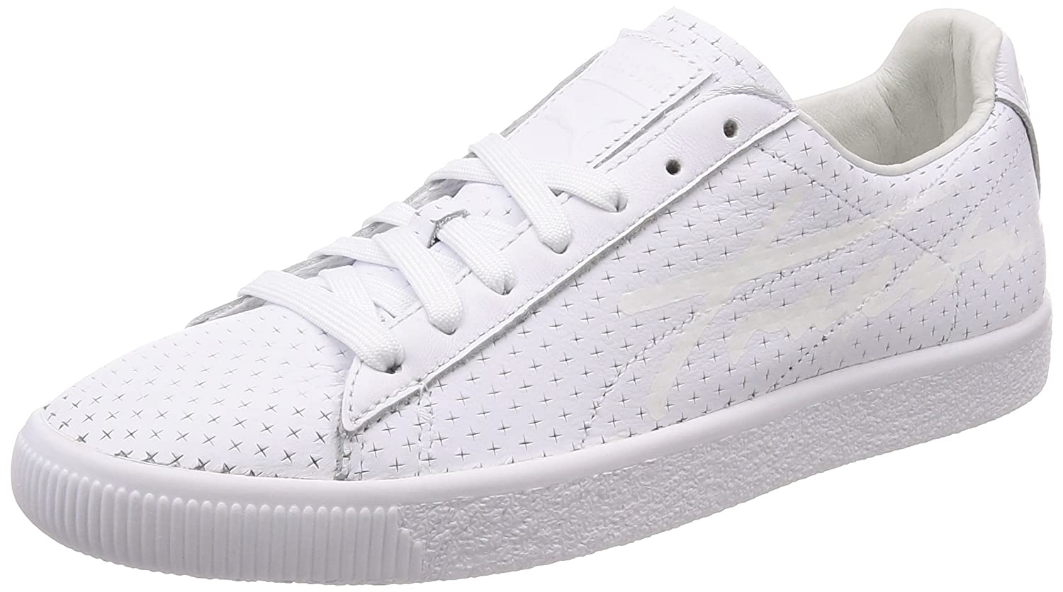 c12df56b9f8 Puma Men s Clyde Perforated Trapstar