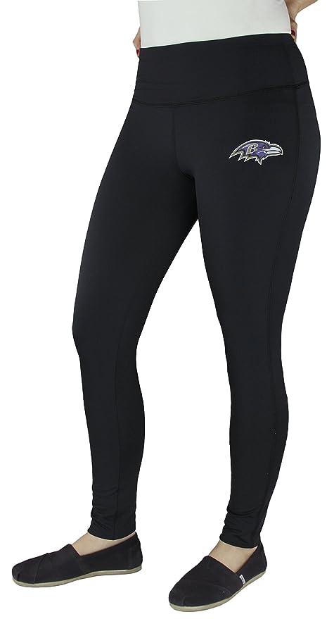 821dea6758ab0 Outerstuff Baltimore Ravens NFL Juniors Women's Unbreakable Tight Leggings  (XS ...