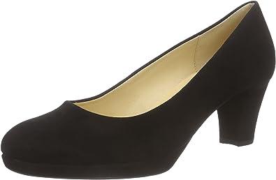 Gabor Shoes Gabor, escarpins femme Noir Schwarz