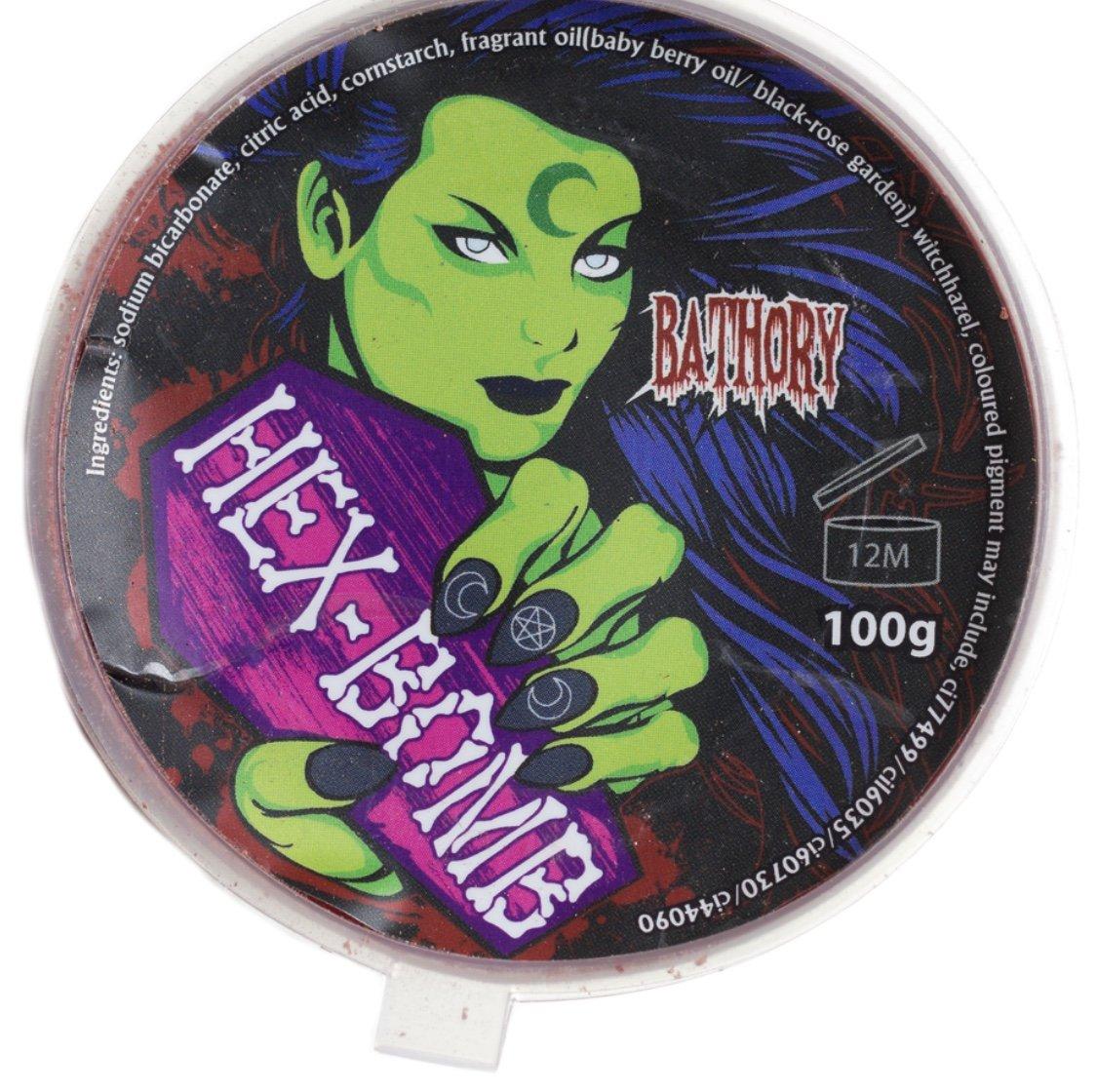 Bathory bloodbath hexbomb bathomb goth bath hexbomb ltd