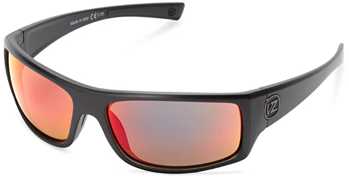 284aeaeb0cd Amazon.com  VonZipper Scissorkick Rectangular Sunglasses