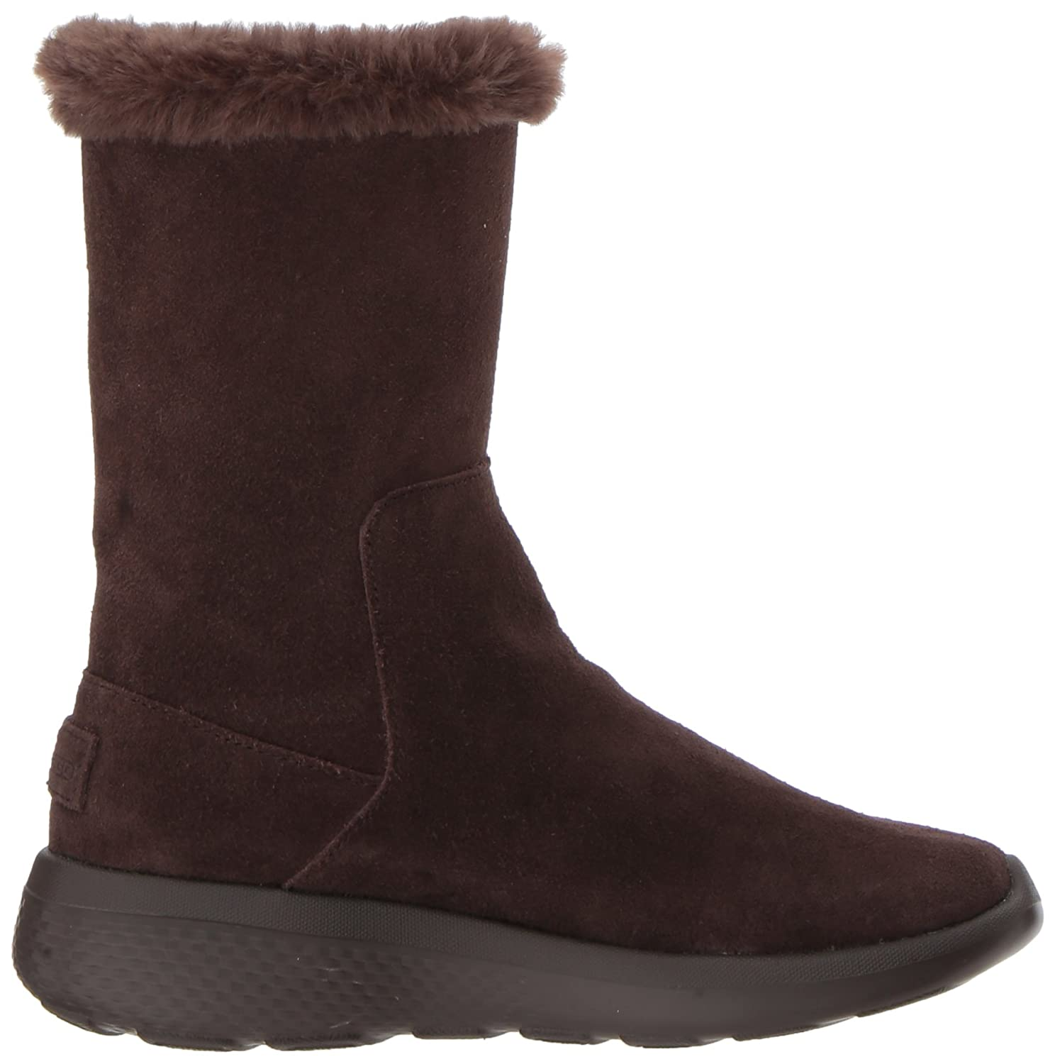 Skechers Women's B06XB6XSVN on-The-Go City 2-14620 Winter Boot B06XB6XSVN Women's 11 B(M) US|Chocolate 4714aa