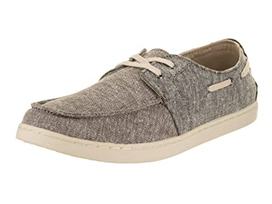 Toms Mens Culver Black Chocolate Brown Casual Shoe 8 Men US